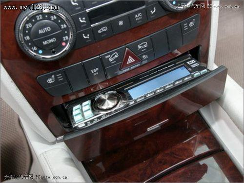 极尽奢华 奔驰ML350完美音响改装高清图片