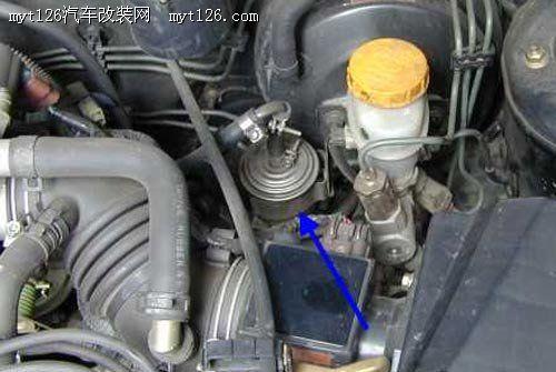 燃油滤清器的结构是
