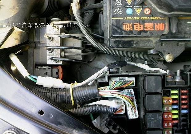 东风风神s30全车电路图