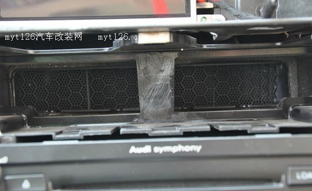 汽车头枕电视接线图解