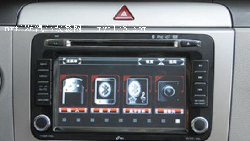 性能稳定 3款大众迈腾影音导航升级方案