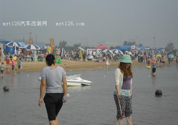吃海鲜 农家院 绥中海边二日游