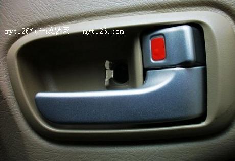 瑞虎加装倒车影像 预留电加热后视镜线路