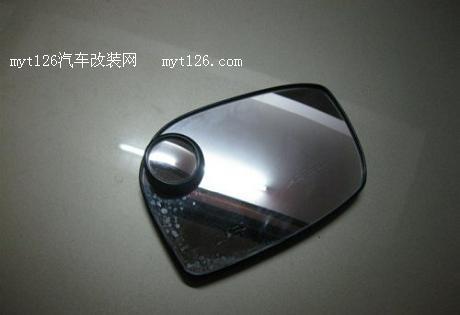 卡罗拉改装电加热后视镜 - - myt126汽车改装网