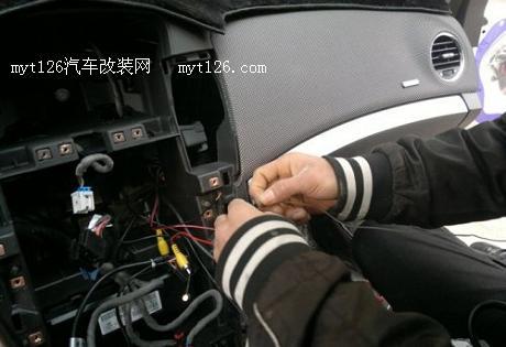 科鲁兹空调继电器电路图