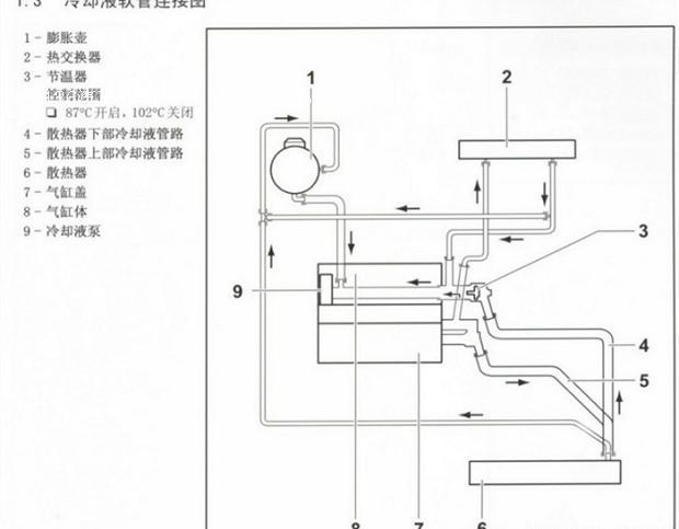 电子水阀的接线图