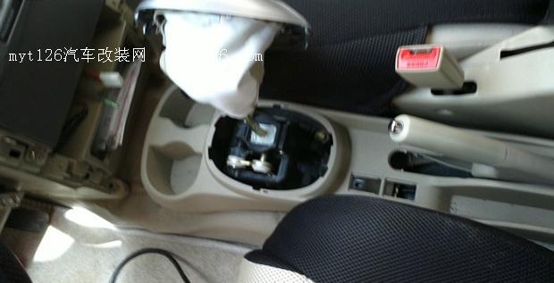 长城炫丽改装方向盘控制高清图片
