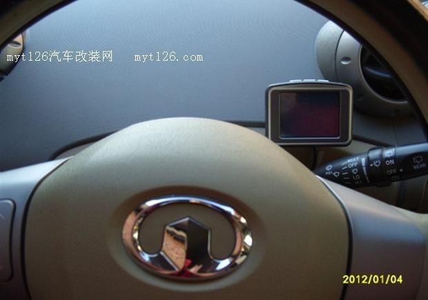 长城炫丽DIY胎压监测高清图片