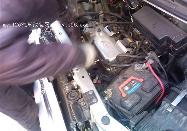 清洗氧传感器 - - myt126汽车改装网