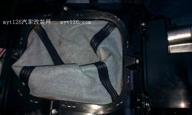 哈弗H5测评档杆防尘套--myt126汽车改装网11款马自达5更换图片