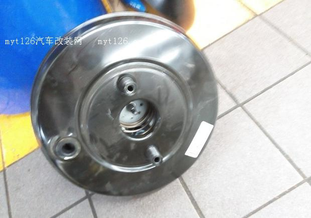 1.5新科鲁兹更换真空助力泵