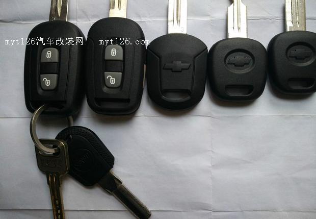 科帕奇增配副钥匙 高清图片
