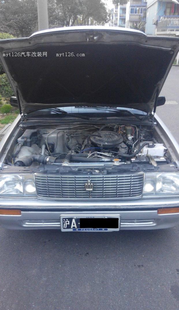 清洗老皇冠空调蒸发箱 - - myt126汽车改装网