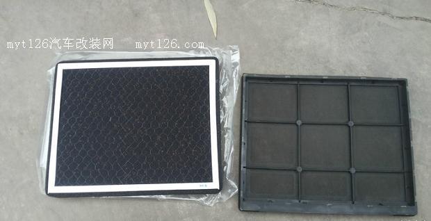 史上最详细现代悦动空调滤芯拆卸更换方法