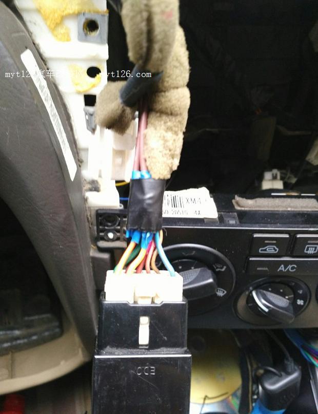 伊兰特加装铁将军防盗器超详细作业