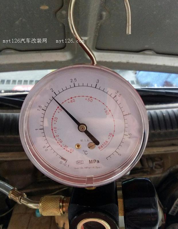 自动动手修五菱荣光空调高清图片