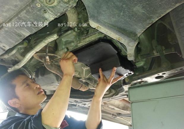 2011款朗逸更换自动变速箱油