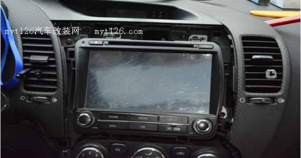 K3安装360度全景行车记录仪