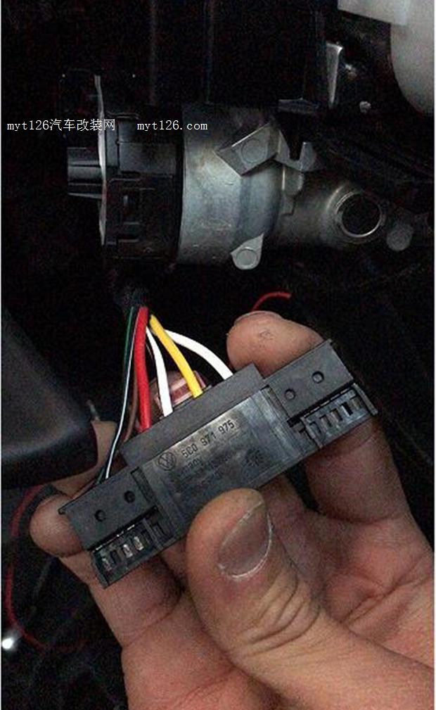 新捷达空气滤芯更换_自己动手新桑塔纳改装多功能方向盘 - - myt126汽车改装网