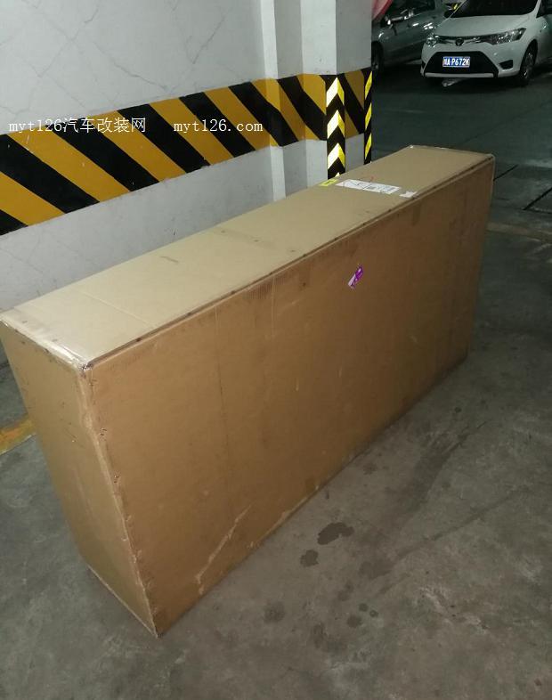 宝马x1安装车顶行李箱 - - myt126汽车改装网